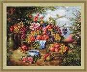 Luca-S Still Life in Nature - Petit Point Tapestry Kit