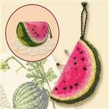 RIOLIS Watermelon Pincushion Cross Stitch Kit