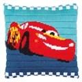 Vervaco Disney Cars Cushion Long Stitch Kit