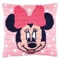Vervaco Minnie Mouse Cushion Long Stitch Kit