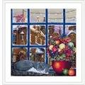 Merejka Winter Dream Christmas Cross Stitch Kit