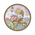 Merejka Fairy Garden Cross Stitch Kit