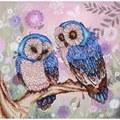 VDV Fabulous Owls Embroidery Kit