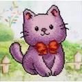 VDV Cat Embroidery Kit