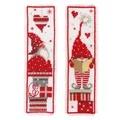 Vervaco Christmas Gnome Bookmarks Cross Stitch Kit