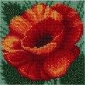 VDV Red Poppy Embroidery Kit