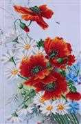VDV Summer Bouquet Embroidery Kit