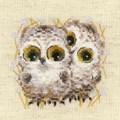 RIOLIS Little Owls Cross Stitch Kit