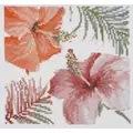 DMC Rainbow Seeds Flowers III Floral Cross Stitch Kit