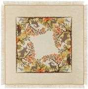 RIOLIS Forest Animals Table Topper Cross Stitch Kit
