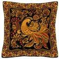 RIOLIS Khokhloma Cushion/Panel Cross Stitch Kit