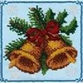 VDV Christmas Bells Embroidery Kit