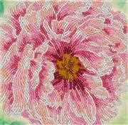 VDV Charm Floral Embroidery Kit