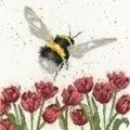 Bothy Threads Flight of the Bumblebee Cross Stitch Kit