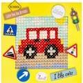 Luca-S Car Cross Stitch Kit