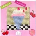 Luca-S Milkshake Cross Stitch Kit