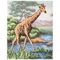 Anchor Giraffe Cross Stitch Kit