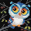 RIOLIS Owl Craft Kit