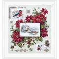 Merejka Winter Sampler Christmas Cross Stitch Kit