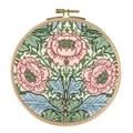 DMC Myrtle Floral Cross Stitch Kit