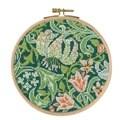 DMC Golden Lily Floral Cross Stitch Kit