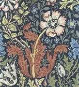 DMC Compton By William Morris Floral Tapestry Kit