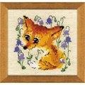 RIOLIS Little Fox Cross Stitch Kit