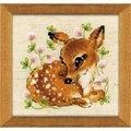RIOLIS Little Deer Cross Stitch Kit