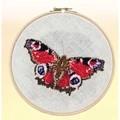 Pako Butterfly Cross Stitch Kit