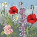 Derwentwater Designs Seasons - Summer Floral Long Stitch Kit
