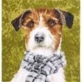 Lanarte Terrier Dog Cross Stitch Kit