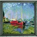 RIOLIS Argenteuil - Monet Cross Stitch Kit