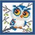 RIOLIS Scops Owl Cross Stitch Kit