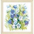 RIOLIS Carpathian Bells Floral Cross Stitch Kit