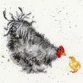 Bothy Threads Mother Hen Cross Stitch Kit