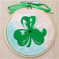VDV Clover Floral Embroidery Kit