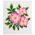 VDV Dog Rose Cross Stitch Kit