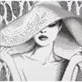 VDV Lady Ann Embroidery Kit