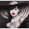 VDV Lady Bea Embroidery Kit