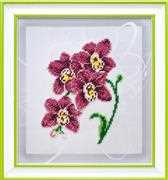 VDV Orchid Embroidery Kit