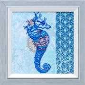 VDV Crest of a Wave Embroidery Kit