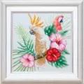 VDV Cockatoo Embroidery Kit