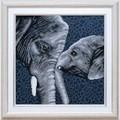 VDV Mother's Love Embroidery Kit