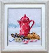 VDV Spicy Coffee Embroidery Kit