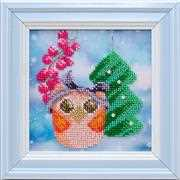 VDV New Year's Owl Embroidery Kit