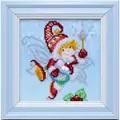VDV Happy Holidays Embroidery Kit