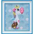 VDV Unicorn Embroidery Kit