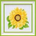 VDV Sunflower Cross Stitch Kit