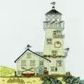 Bothy Threads New England: The Lighthouse Cross Stitch Kit