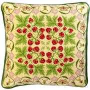 Bothy Threads The Strawberry Patch Floral Tapestry Kit